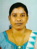 Chandralekha,Founder member of Kerala Network of Sex Workers (KNSW)